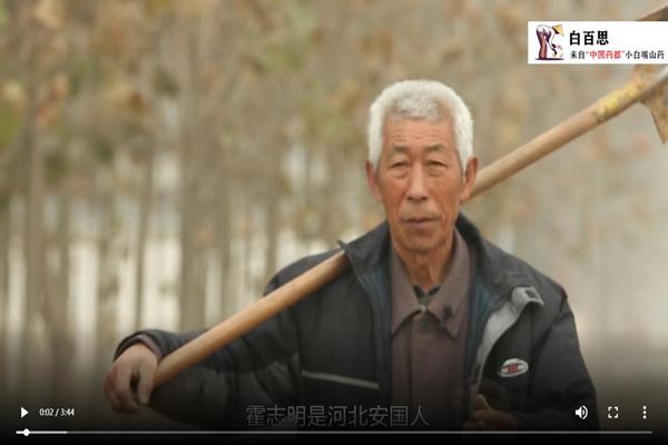 我的爷爷接受节目采访视频介绍