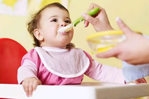孩子吃:健脾益胃
